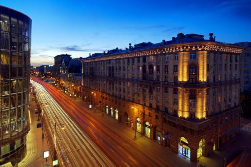 Sheraton Palace Hotel Moscow photo 45