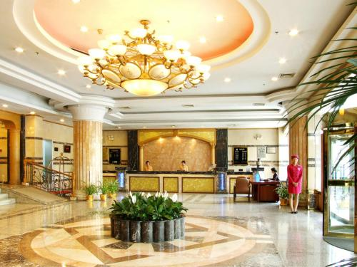 New Beacon Xinhang International Hotel Wuhan