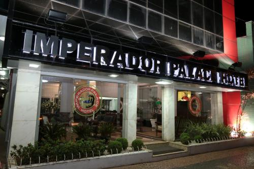 Imperador Palace Hotel Franca Photo