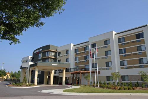 Courtyard by Marriott Raleigh North/Triangle Town Center Photo