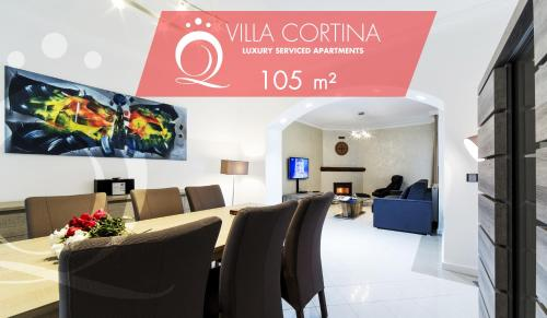 The Queen Luxury Apartments - Villa Cortina, Luxemburgo