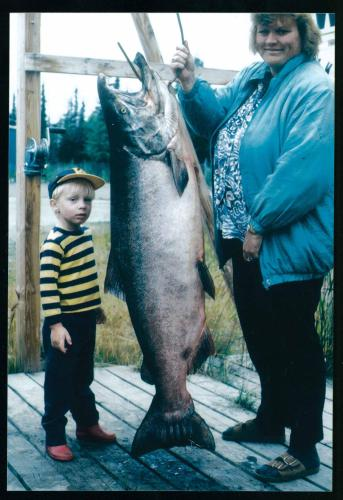 Alaska's Kenai Jim's Lodge & Guide Service Photo