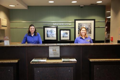 Hampton Inn Tulsa Sand Springs Photo