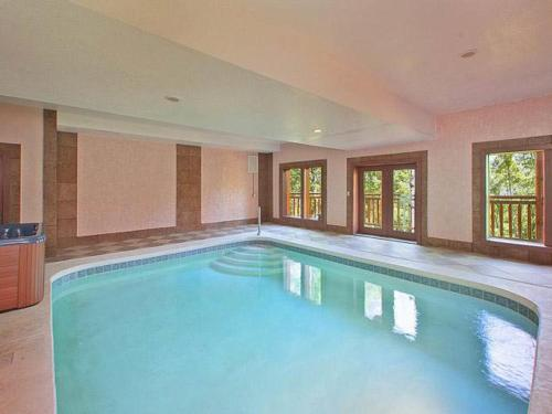 Indoor Pool Beauty Photo