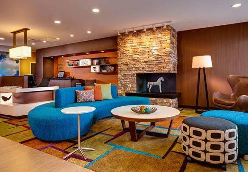 Hotel Fairfield Inn & Suites by Marriott Cincinnati Uptown/University Area