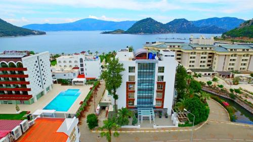Icmeler Munamar Beach Residence Hotel (Adult Only) how to go