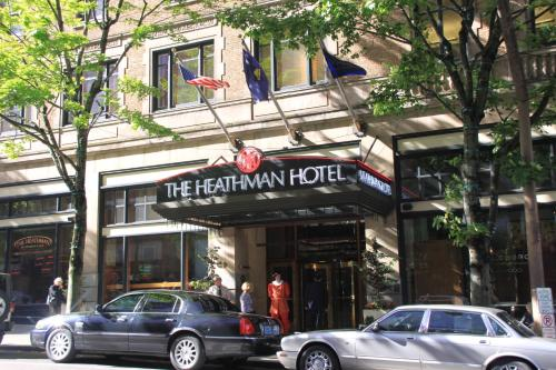 The Heathman Hotel Photo