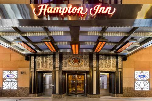 Hampton Inn Chicago Downtown/N Loop/Michigan Ave Photo
