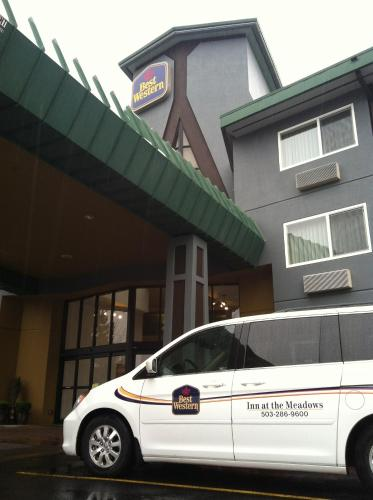 Best Western Inn at the Meadows Portland