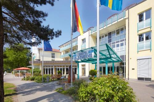 Seehotel Binz-Therme Rugen, Бинц