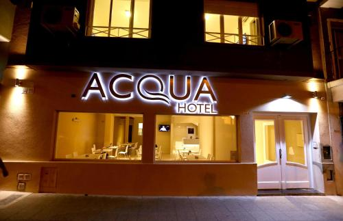 Acqua Hotel Photo