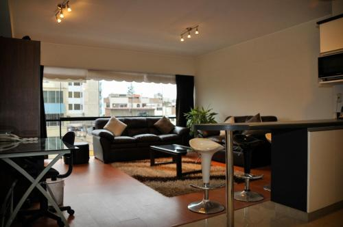 Calle Tripoli, Miraflores-Executive apartment Photo