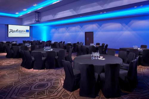 Radisson Blu Hotel Glasgow, Glasgow, United Kingdom, picture 8
