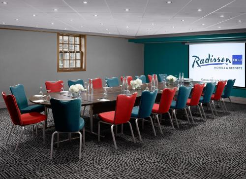Radisson Blu Hotel, Edinburgh photo 34