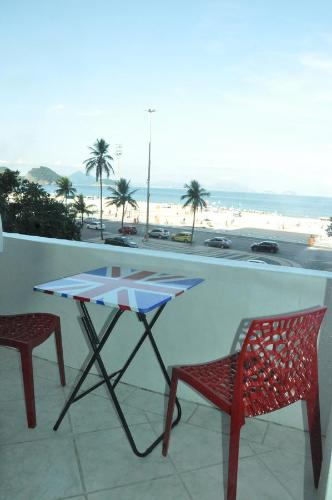 BeachFront Copacabana Superb View Photo