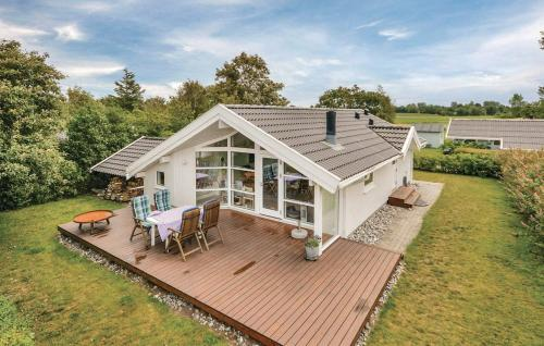 Гостевой дом «Holiday Home Brenderup Fyn with Fireplace II», Vedelshave