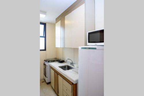 Leblon - Flat 1 quarto com vista mar RJL951601 Photo