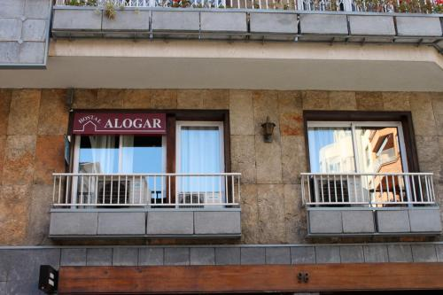Hostal Alogar photo 32
