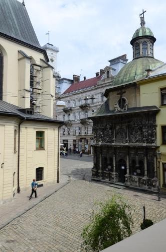 Hotel In Heart of Lviv on Katedralna