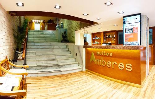 Suites Amberes Photo