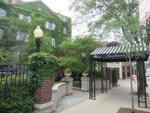 Best Western Plus Hawthorne Terrace Hotel - Chicago, IL 60657