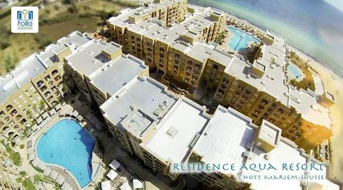 Folla Aqua Resort - Appartement Bord de Mer Photo