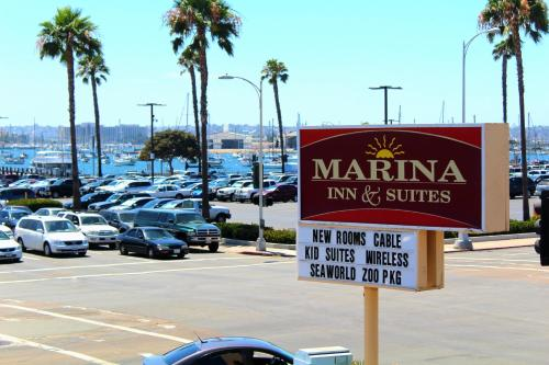 Marina Inn and Suites-Airport-Gaslamp-Zoo Photo
