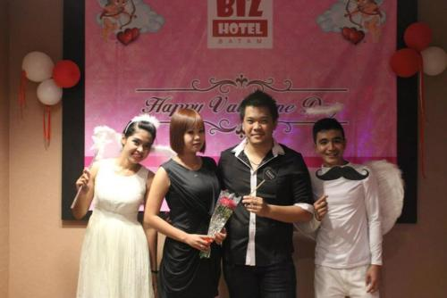 Biz Hotel Batam photo 75