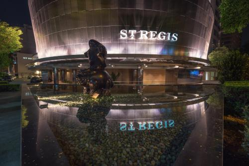 The St. Regis Singapore impression