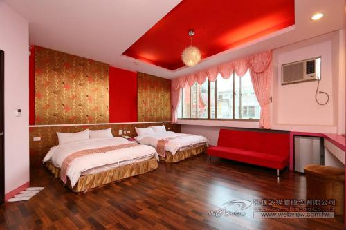 Foot Track Bed and Breakfast, 花莲