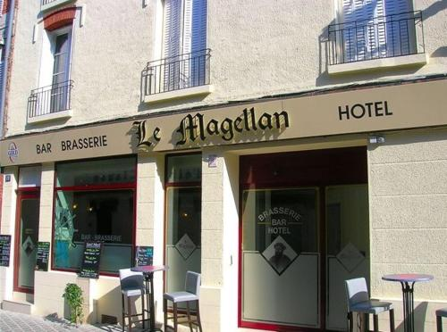 Htel Le Magellan d'Epernay
