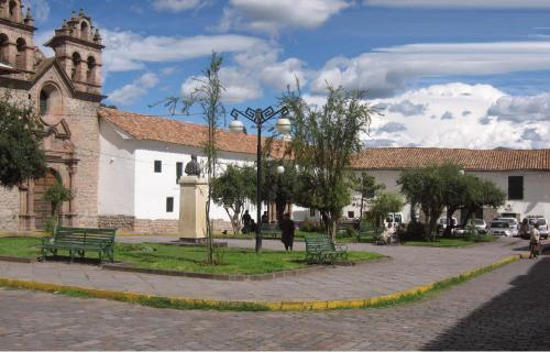 Hostal Cusco Plaza Nazarenas Photo