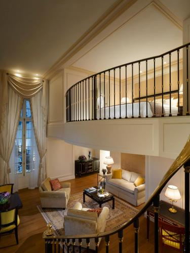 Shangri-La Hotel, Paris photo 2