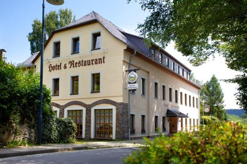 Hotel & Restaurant Kleinolbersdorf