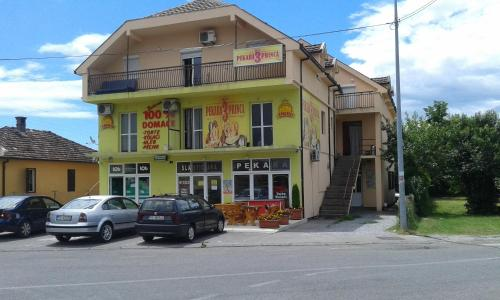 Hotel Guest House Vukovic