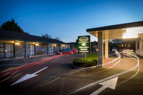 Avenue Motel Palmerston North, Палмерстон-Норт