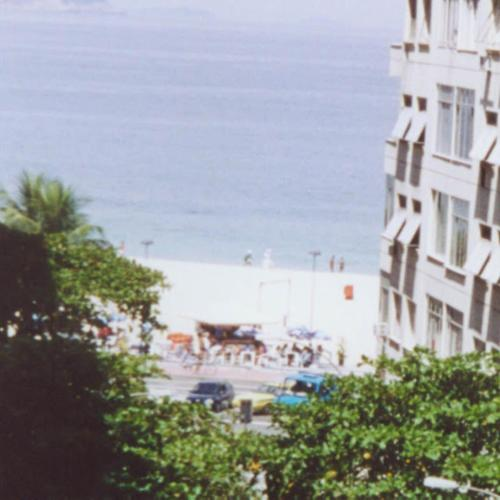 Copacabana The Zabiohny Photo