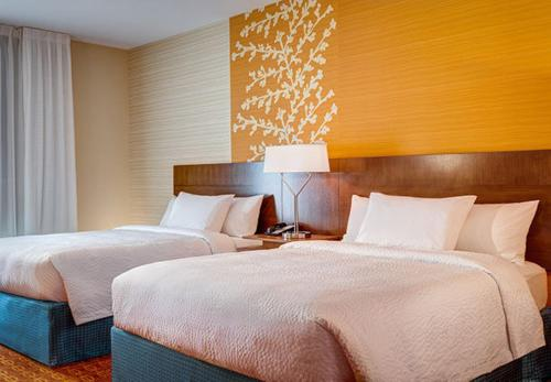 Fairfield Inn & Suites by Marriott Cincinnati Uptown/University Area Photo