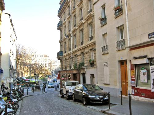Apartment Rue Edouard Quenu Paris photo 7