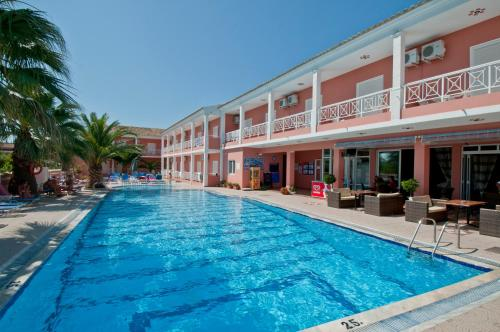 Angelina Hotel & Apartments - Corfu Hotels