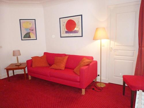 Apartment Arc de Triomphe photo 7