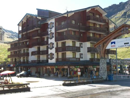 Hotel Apartment Rond Point Pistes IV Tignes