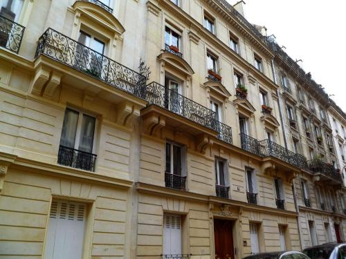 Apartment Rue de Berne Paris impression