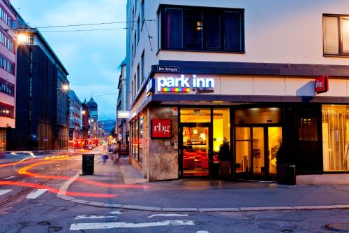 Park Inn by Radisson Oslo photo 24