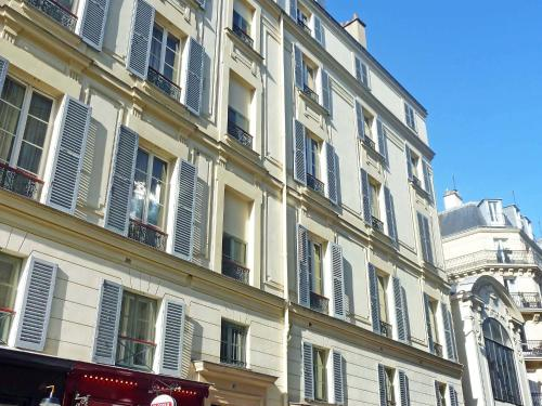 Apartment Rue P. L. Courier Paris photo 8