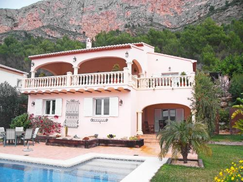 Гостевой дом «Holiday home Cancer Javea», Хесус-Побре