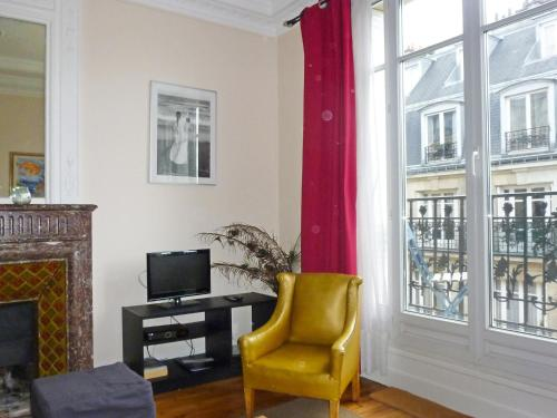 Apartment Rue Lapeyrere Paris photo 2