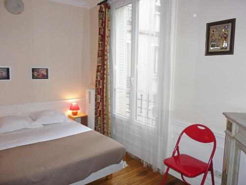 Apartment Rue Lapeyrere Paris photo 3
