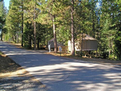 Yosemite Lakes Hillside Yurt 10 Photo