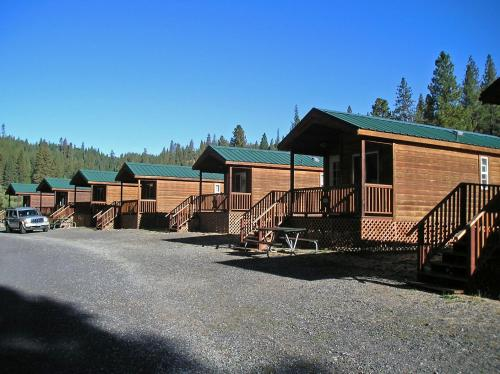 Yosemite Lakes Wheelchair Accessible Cabin 46 Photo